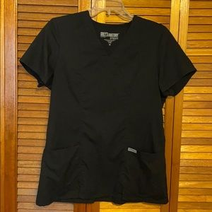 Black Uniform top
